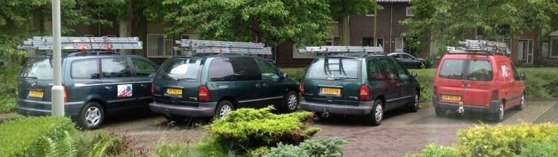 Glazenwasser Heemskerk Beverwijk